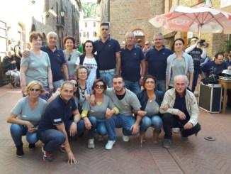 Paciano, Mille e una Umbria, il mix gastronomia e arte muove centinaia di visitatori