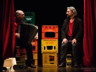 LAIKA di e con Ascanio Celestini, al Teatro Mengoni di Magione