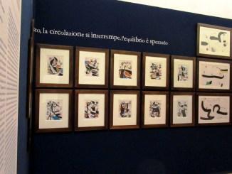 Inaugurate le Meraviglie di Miró a Castiglione del Lago