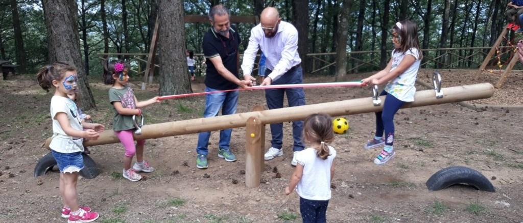 Piegaro, turismo verde, a Montarale un parco più accogliente e attrezzato