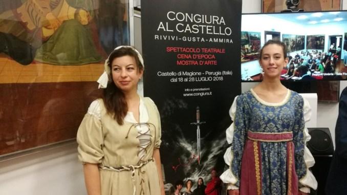 Congiura al Castello, rivive a Magione l'intrigo contro Cesare Borgia