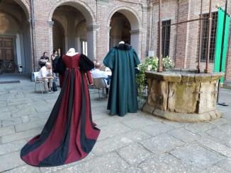 Città della Pieve, Palio, costumi d'autore per il corteo storico del Castello
