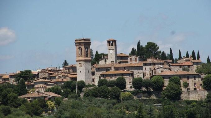 Presentazione protocollo su urbanistica aree artigianali Corciano Magione