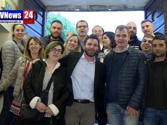Castiglione del Lago è del PD, Matteo Burico è il nuovo sindaco