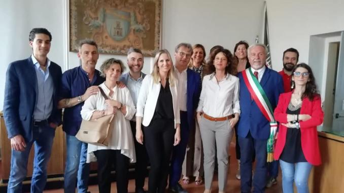 Città della Pieve, presentata la squadra del neo sindaco Fausto Risini