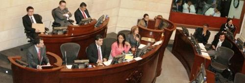 Congreso de la República. Foto: senado.gov.co