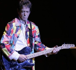Reed en un concierto en Nueva York en 2007 Imagen: http://www.20minutos.es/galeria/9933/0/0/muere/lou-reed/71-anos/