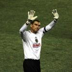 El arquero de la selección Colombia Faryd Mondragón.  Foto: Nick Klein