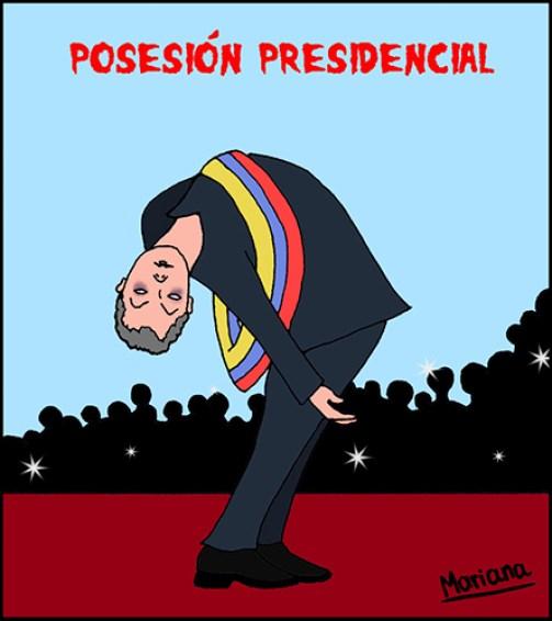 Posesión Presidencial