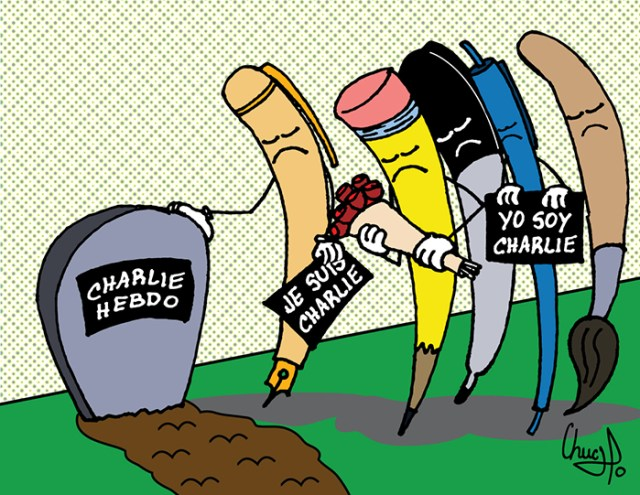 CaricaturaCharlieHebdo