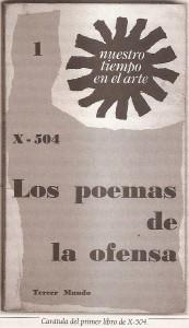 x 505 poemas ofensa cara