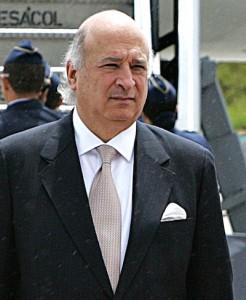 El ex-ministro Sabas Pretelt de la Vega. Foto: Wikimedia Commons
