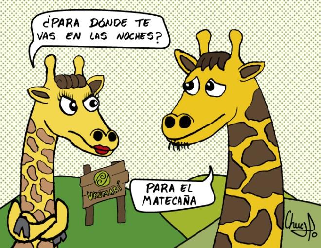 CaricaturaZoologico