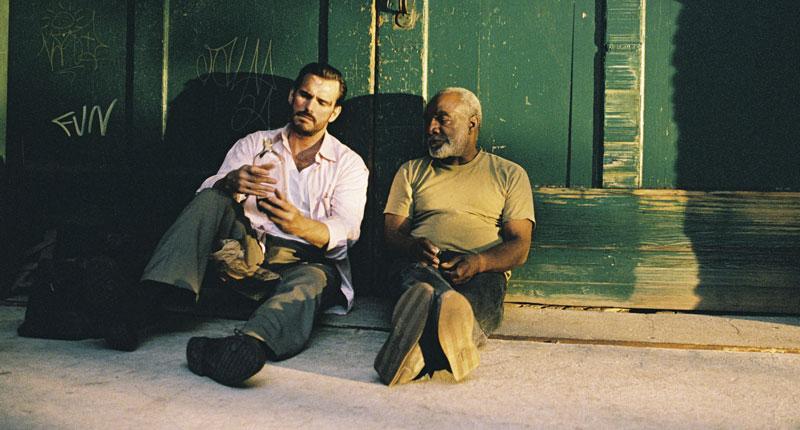 """Factotum"" (2005), con Matt Dillon como Chinaski."