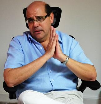 Iván Martínez – Actual Viceministro de Infraestructura de Colombia