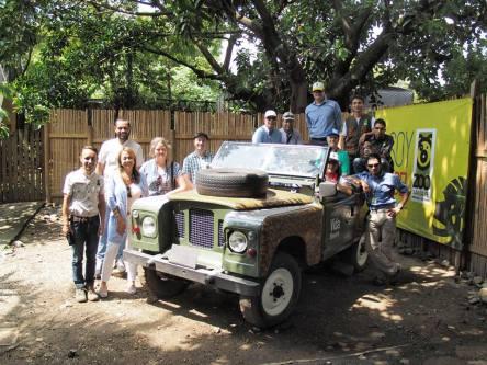 Evento sobre conservación del cóndor en el zoológico Santafe de Medellín- Archivo Zoológico Santafe.