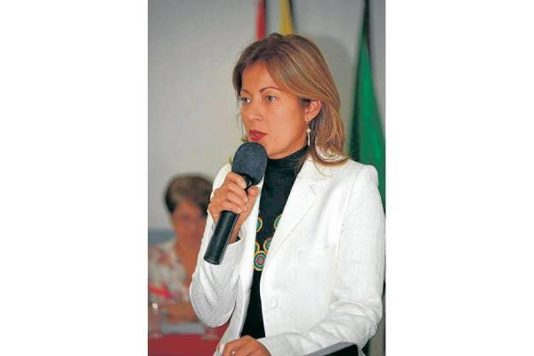 Patricia Castañeda Paz, ex secretaria de Educación y actual directora de Fortalecimiento Territorial del Ministerio de Educación.