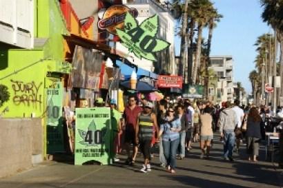 Venta de marihuana en California, Estados Unidos. Foto: Phillip Cowell