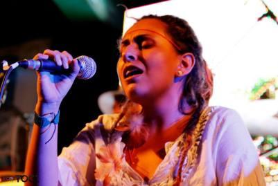 Daniela Rivera. Fotos cortesía : Savia Reggae Music 2016©