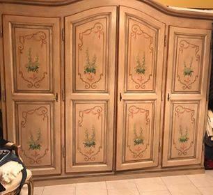 Trova una vasta selezione di mobili usati a prezzi vantaggiosi su ebay. Armadio 4 Ante Grifoni Traslochi Antonio Iannace