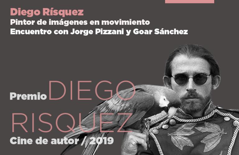 Diego Rísquez: Pintor de imágenes en movimiento con Jorge Pizzani y Goer Sánchez