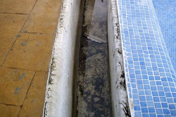 arreglos estructurales piscinas