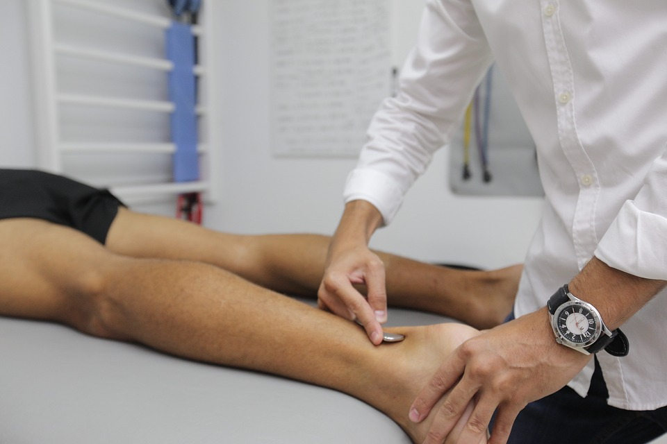 Fisioterapia fundamental para el tratamiento de un linfedema derivado de un cáncer