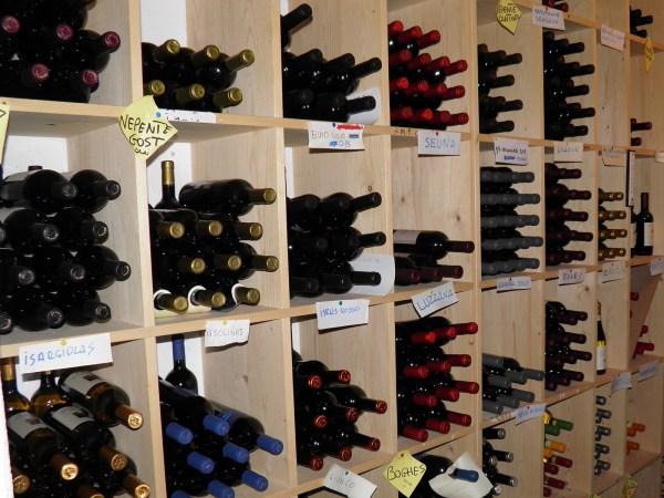 Trattoria Il Rifugio - vini