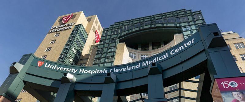 University Hospitals Cleveland earns ACS Level I trauma