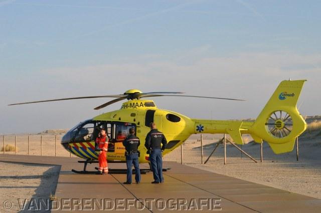 Lifeliner2 inzet Hoek van Holland