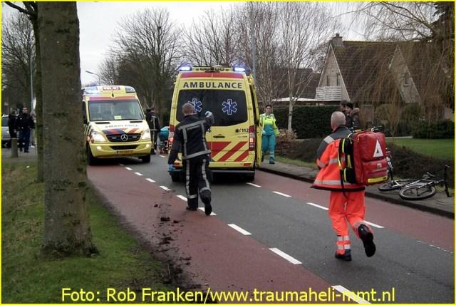 Lifeliner1 inzet Hoofddorp Foto: Rob Franken (1)
