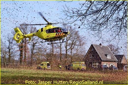 Lifeliner3 inzet Eefde Fotograaf: Jasper Hutten