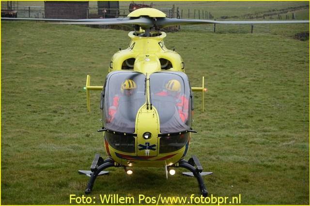 Lifeliner2 inzet Leidschendam Foto: Willem Pos