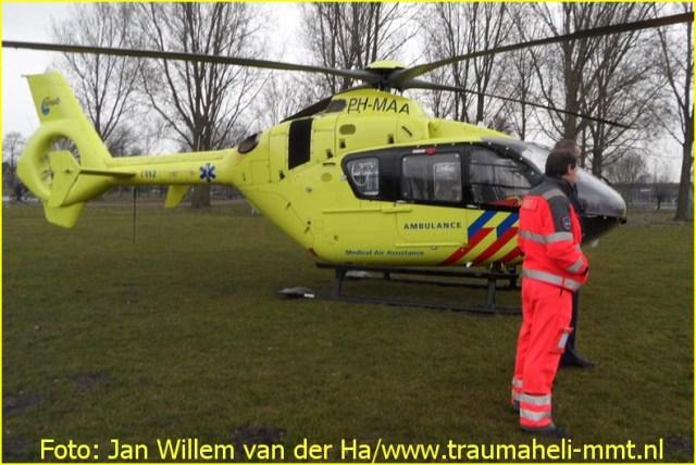 Lifeliner2 inzet Krimpen aan den IJssel Foto: Jan Wllem van der Ha