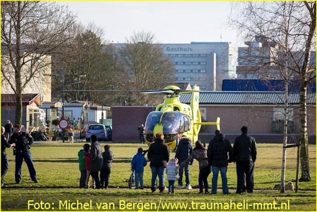 Lifeliner1 inzet Haarlem Foto: Michel van Bergen (5)