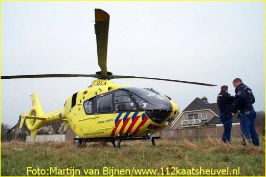 Lifeliner2 inzet Sprang-Capelle Foto: Martijn van Bijnen (1)
