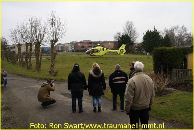 Lifeliner1 inzet Assendelft Foto: Ron Swart (14)