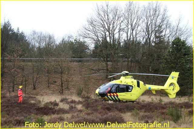 Lifeliner1 inzet Nunspeet Foto: Jordy Delwel (1)