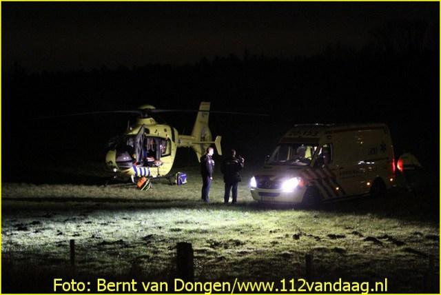 Lifeliner3 inzet Drunen Foto: Bernt van Dongen