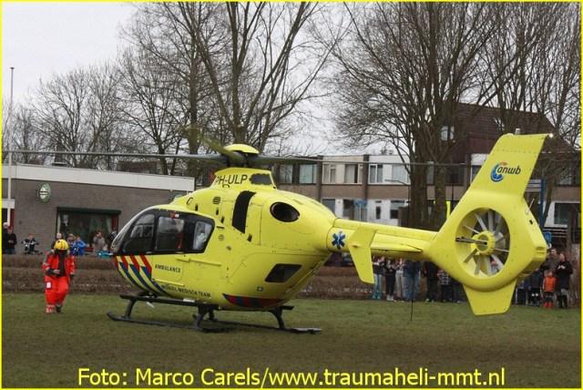 Lifeliner1 inzet Mijdrecht Foto: Marco Carels (8)