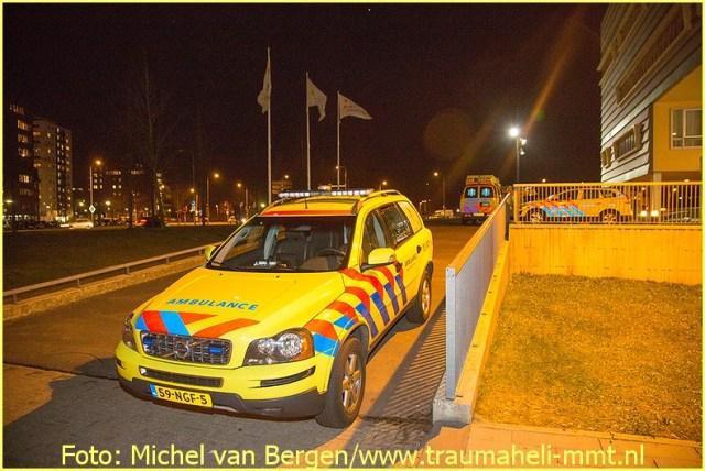 MMT1 inzet Haarlem Foto: Michel van Bergen (8)