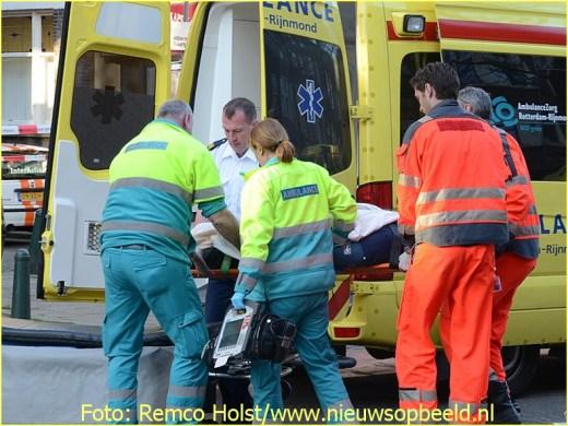 Lifeliner2 inzet Schiedam Foto: Remco Holst