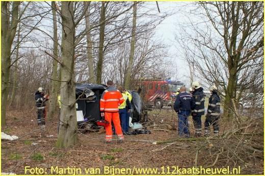 Lifeliner3 inzet Heusden Foto: Martijn van Bijnen (4)