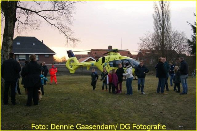 Lifeliner4 inzet Muntendam Foto: Dennie Gaasendam (5)