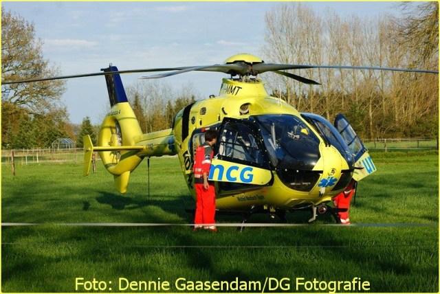 Lifeliner4 inzet Vriescheloo Foto: Dennie Gaasendam (7)