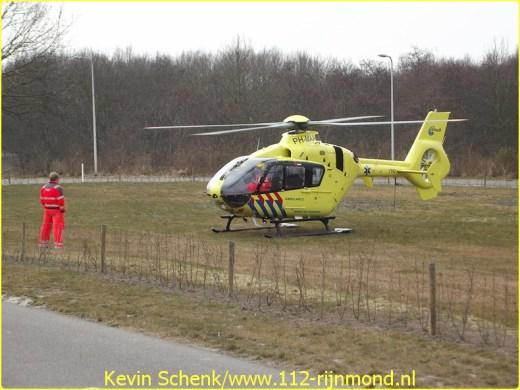 Lifeliner2 inzet Spijkenisse Foto: Kevin Schenk (7)