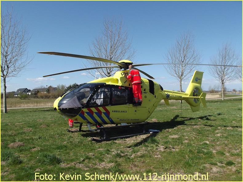 Lifeliner2 inzet Rhoon Foto; Kevin Schenk (8)