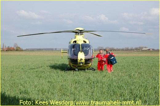 Lifeliner2 inzet Waarde Foto: Kees Wesdorp
