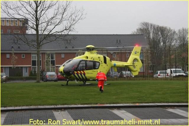 Lifeliner1 inzet Heemskerk Foto: Ron Swart (17)