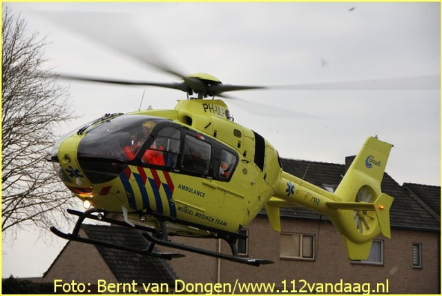 Lifeliner3 inzet Genderen Foto: Bernt van Dongen (2)